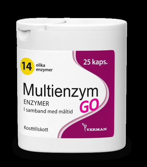 Multienzym GO