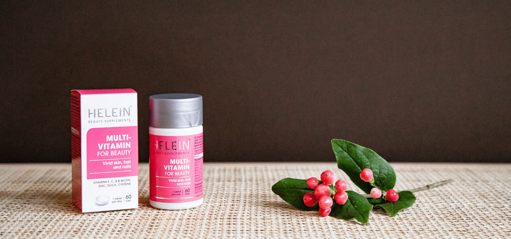 Helein Multivitamin for beauty